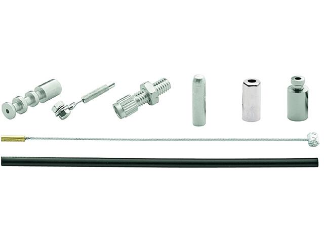 XLC SH-X19 Shift Cable Kit 1700/2250mm, srebrny